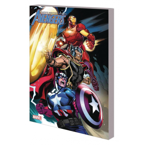AVENGERS BY JASON AARON VOL. 1: THE FINAL HOST TPB (VO)