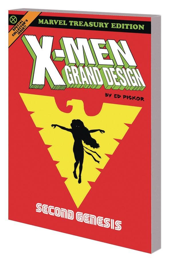 X-MEN: GRAND DESIGN -- SECOND GENESIS (VO)