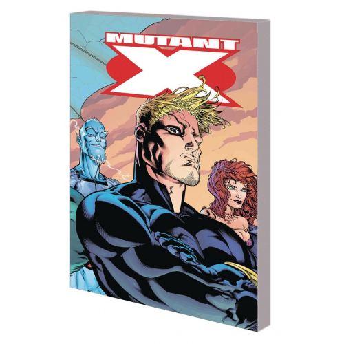 MUTANT X: THE COMPLETE COLLECTION VOL. 1 TPB (VO)