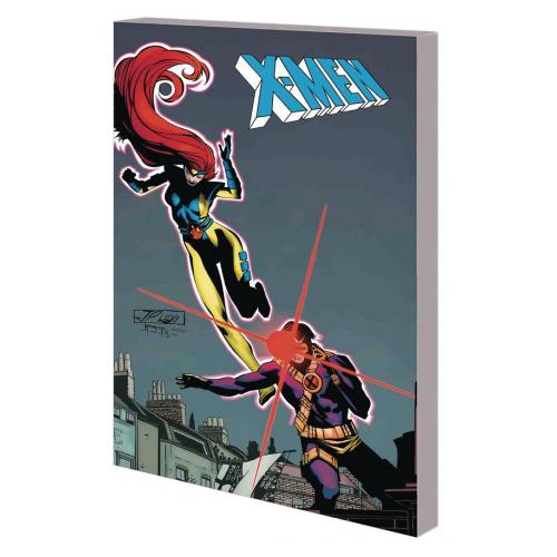 X-MEN CYCLOPS & PHOENIX PAST & FUTURE TP (VO)