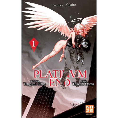 Platinum End Vol.1 Rediscover (VF)