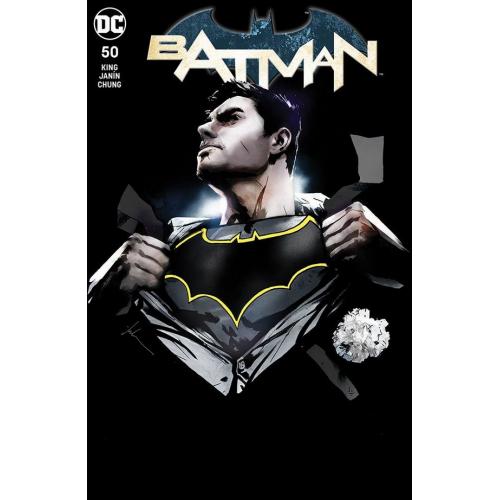 Batman 50 (VO) JOCK VARIANT