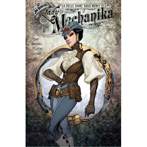 Lady Mechanika : La belle dame sans Merci 1 (VO) A