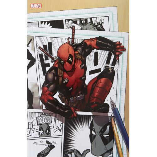 Marvel Legacy : Deadpool n°1 Variant Japan Expo (VF)