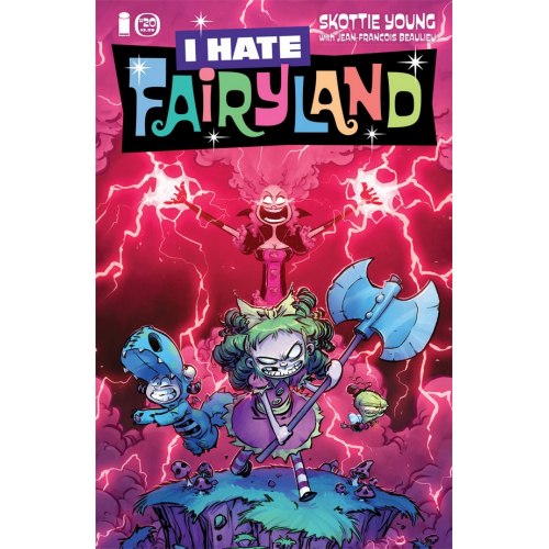 I hate Fairyland 20 (VO)