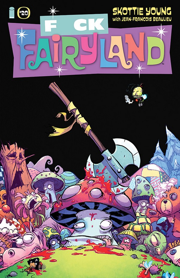 I hate Fairyland 20 Fuck Variant (VO)