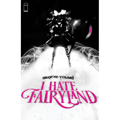 I hate Fairyland 20 Jock Variant (VO)