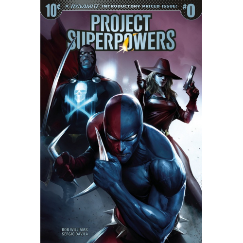 PROJECT SUPERPOWERS 0 (VO)