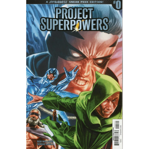 PROJECT SUPERPOWERS 0 F 50 Copy Incentive (VO)