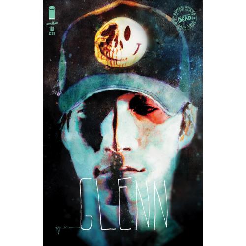 Walking Dead 181 Sienkiewicz Variant (VO)