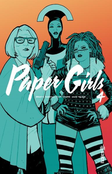 Paper Girls Tome 4 (VF)