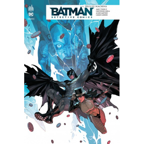 Batman Detective Comics Tome 4 (VF)