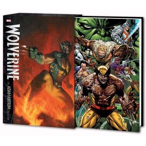 Wolverine: The Adamantium Collection (VO)