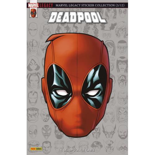 Abonnement 3 mois Softcover Deadpool (VF)