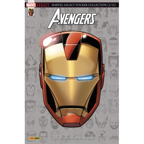 Abonnement 6 mois Softcover Avengers (VF)
