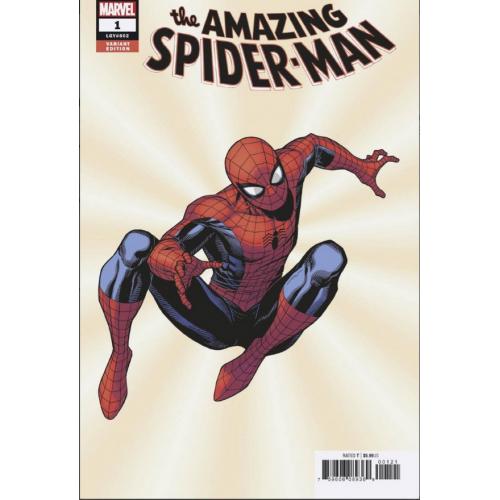AMAZING SPIDER-MAN 1 Cheung Variant (VO)