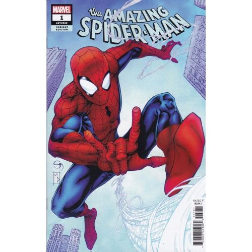 AMAZING SPIDER-MAN 1 Davis Variant (VO)