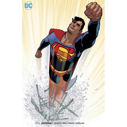 Superman 1 Hugues Variant (VO)