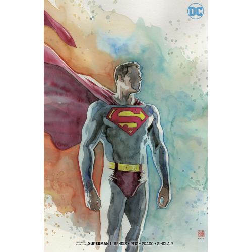 Superman 1 Mack Variant (VO)