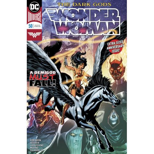 Wonder Woman 50 (VO)