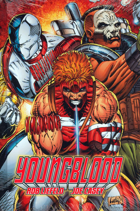 Youngblood HC Volume 1 (VO)