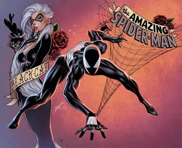 AMAZING SPIDER-MAN 801 (VO) J. SCOTT CAMPBELL VARIANT