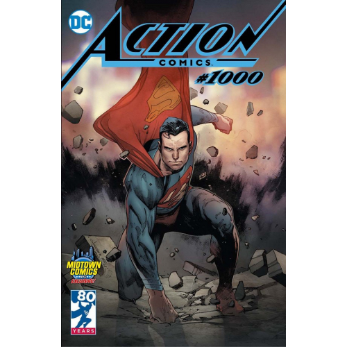 Action Comics 1000 (VO) Olivier Coipel Variant