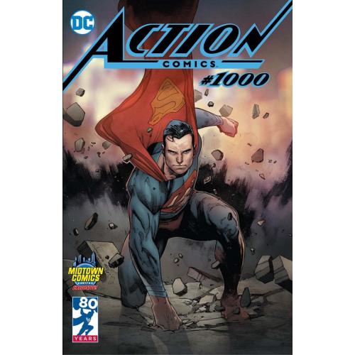Action Comics 1000 (VO)