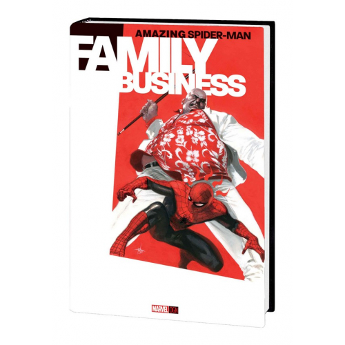 AMAZING SPIDER-MAN FAMILY BUSINESS OGN HC (VO)