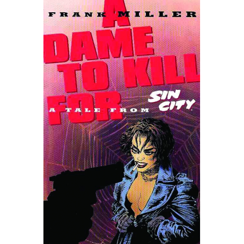 SIN CITY TP A DAME TO KILL FOR (VO)