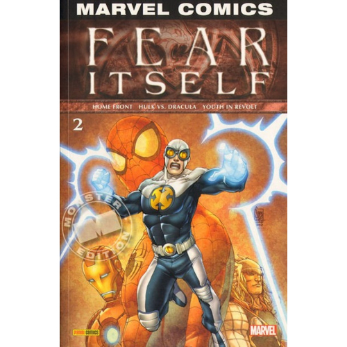 FEAR ITSELF TOME 2 MONSTER EDITION (VF)