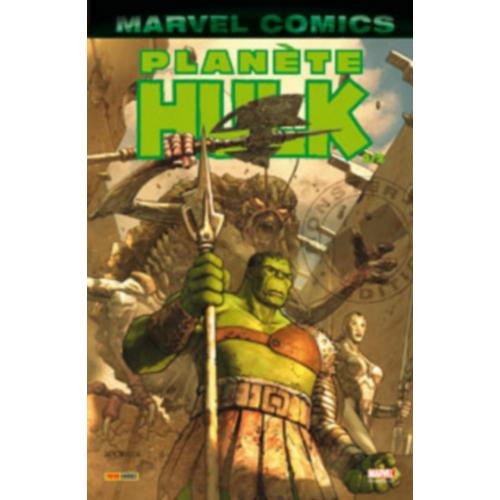Hulk, Tome 4 : Planète Hulk : Deuxième partie (VF)