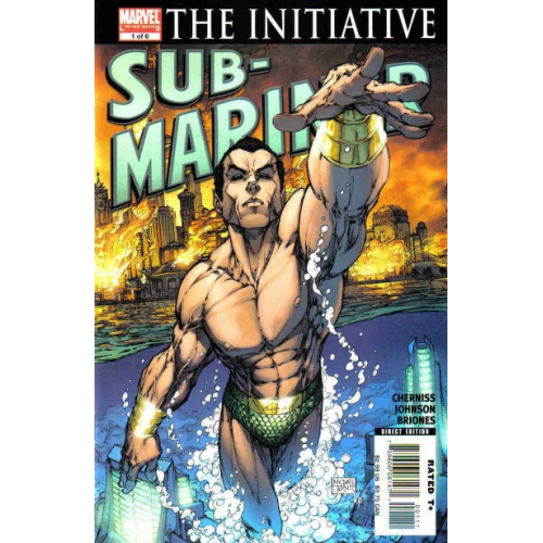 The Sub-Mariner 1 Turner Cover (VO)