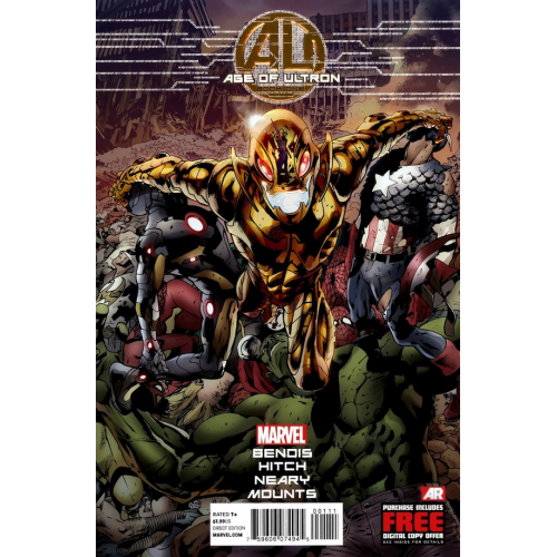 Age of Ultron Book One (VO)