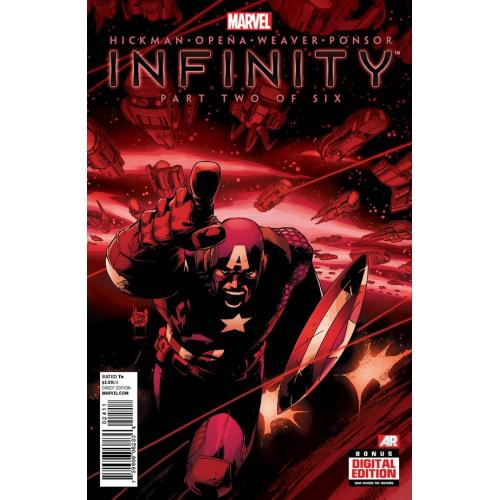 Infinity 2 (of 6) (VO)