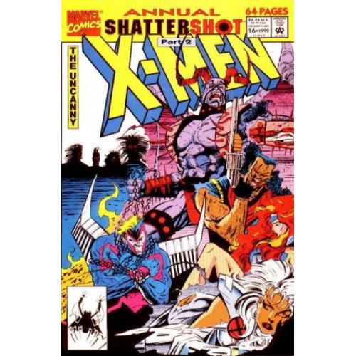 Uncanny X-Men Annual 16 (1992) (VO)
