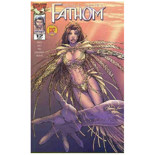 Fathom 12 DF Exclusive Variant Michael Turner (VO)