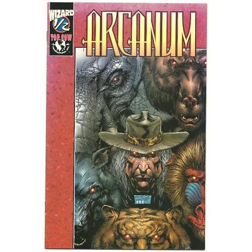 Arcanum 1/2 Wizard COA (VO)
