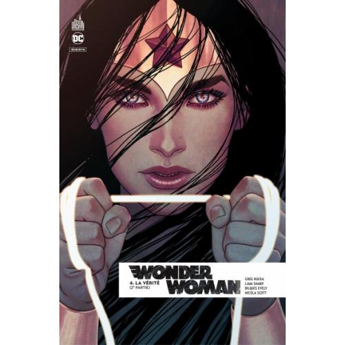 Wonder Woman Rebirth Tome 4 (VF)