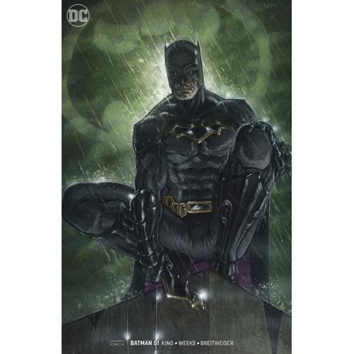 Batman 51 Kaare Andrews Variant (VO)