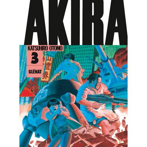Akira (Noir et blanc) - Édition originale Vol.03 (VF)