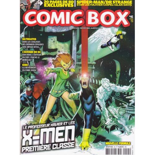 Comic Box n°45 (VF)