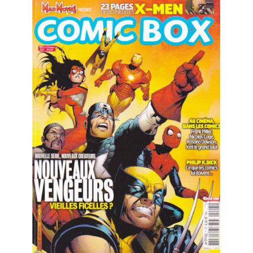Comic Box n°42 (VF)