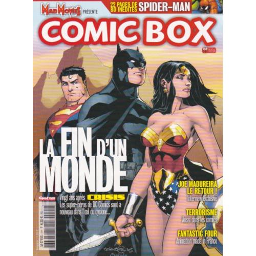 Comic Box n°38 (VF)