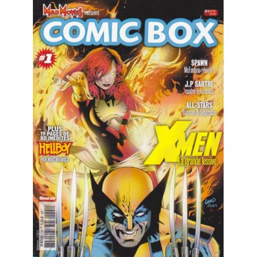 Comic Box n°36 (VF)