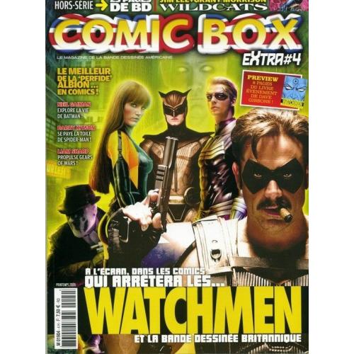 Comic Box Hors-Série Extra 4 (VF)