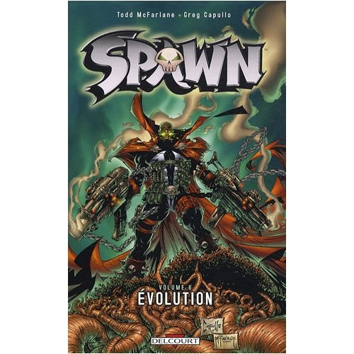 Spawn Tome 6 : Evolution (VF)