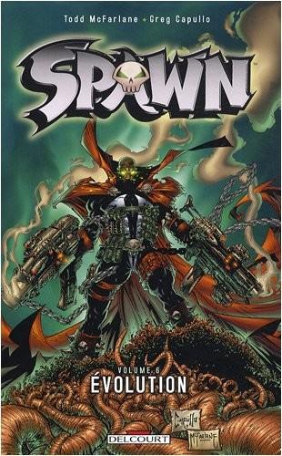 Spawn Tome 6 : Evolution (VF)