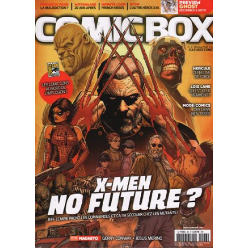 Comic Box n°96 (VF)