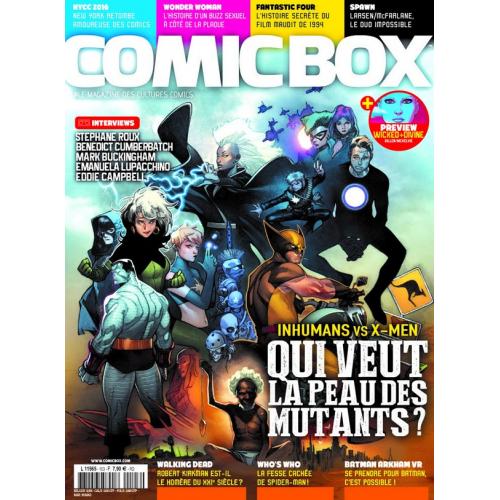 Comic Box n°103 (VF)